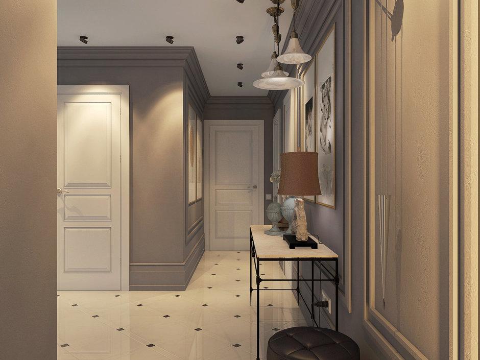 Фотография: Прихожая в стиле Эклектика, Лофт, Квартира, Дома и квартиры – фото на InMyRoom.ru