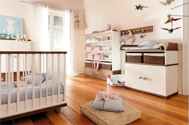Фотография: Детская в стиле Современный, Эко, Декор интерьера, Квартира – фото на INMYROOM