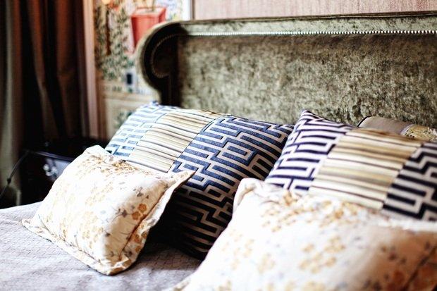 Фото из портфолио Спальня в классическом стиле с китайскими мотивами – фотографии дизайна интерьеров на INMYROOM