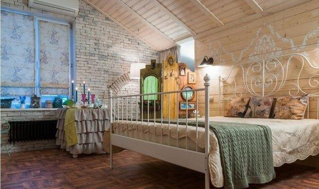 Фотография: Спальня в стиле Лофт, Дом, Советы – фото на INMYROOM