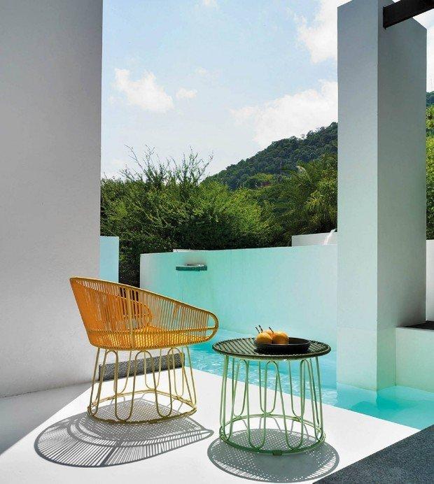 Фотография: Терраса в стиле Современный, Тема месяца, Себастьян Хекнер, Maison &Object – фото на INMYROOM