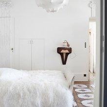 Фотография: Спальня в стиле Скандинавский, Декор интерьера, Декор дома, Плитка – фото на InMyRoom.ru