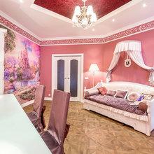 Фото из портфолио Розовая пастила – фотографии дизайна интерьеров на INMYROOM
