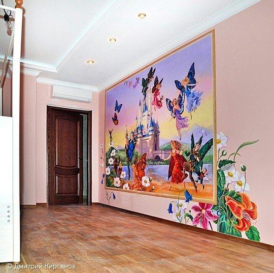 Фотография: Планировки в стиле , Декор интерьера, DIY, Роспись – фото на InMyRoom.ru