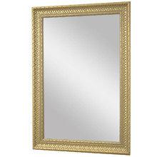 """Зеркало в классической раме """"Плетеное Золото"""""""