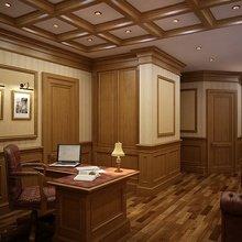Фото из портфолио Офис юридической компании – фотографии дизайна интерьеров на INMYROOM