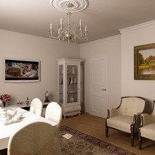 Фото из портфолио Свободный классический стиль – фотографии дизайна интерьеров на InMyRoom.ru