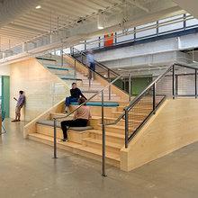 Фотография:  в стиле Современный, Декор интерьера, Офисное пространство, Офис, Дома и квартиры, Проект недели, Калифорния – фото на InMyRoom.ru