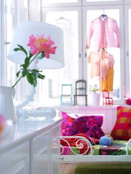 Фотография: Детская в стиле Прованс и Кантри, Индустрия, Люди, IKEA – фото на InMyRoom.ru
