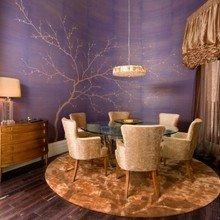 Фотография: Кухня и столовая в стиле Классический, Декор интерьера, DIY, Дизайн интерьера, Цвет в интерьере – фото на InMyRoom.ru