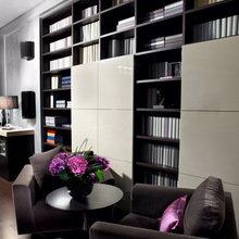 Фотография: Гостиная в стиле Современный, Декор интерьера, Квартира, Miele, Дома и квартиры – фото на InMyRoom.ru