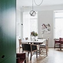 Фото из портфолио  Зелёные штрихи – фотографии дизайна интерьеров на INMYROOM