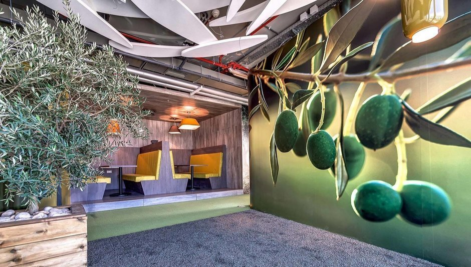 Фотография: Прочее в стиле , Декор интерьера, Офисное пространство, Офис, Дома и квартиры, Проект недели, Тель-Авив – фото на InMyRoom.ru