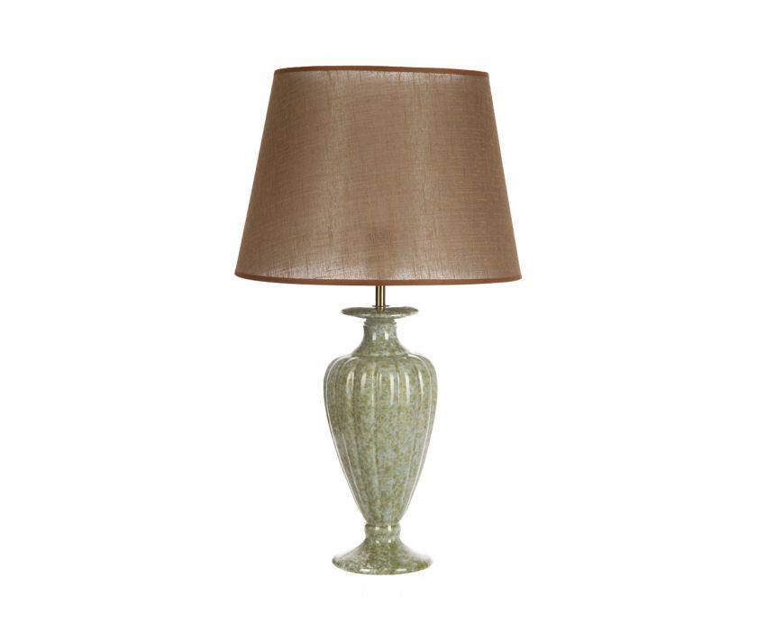 Купить Настольная лампа Sporvil с коричневым абажуром, inmyroom, Португалия