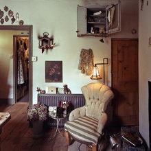 Фотография: Гостиная в стиле Кантри, Офисное пространство, Дом, Офис, Дома и квартиры, Лондон – фото на InMyRoom.ru