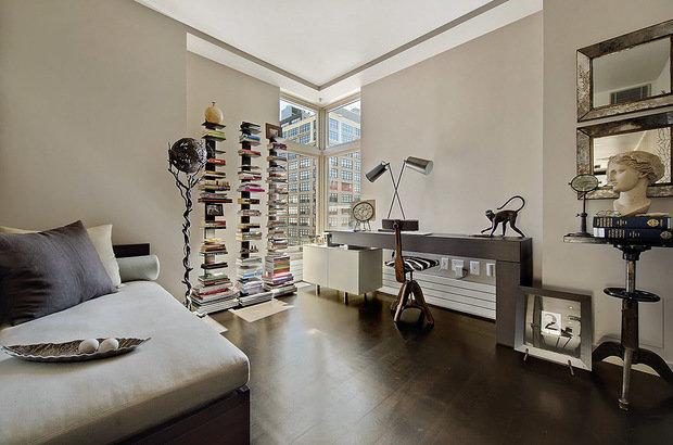 Фотография: Спальня в стиле Современный, Декор интерьера, Квартира, Дома и квартиры, Нью-Йорк – фото на InMyRoom.ru