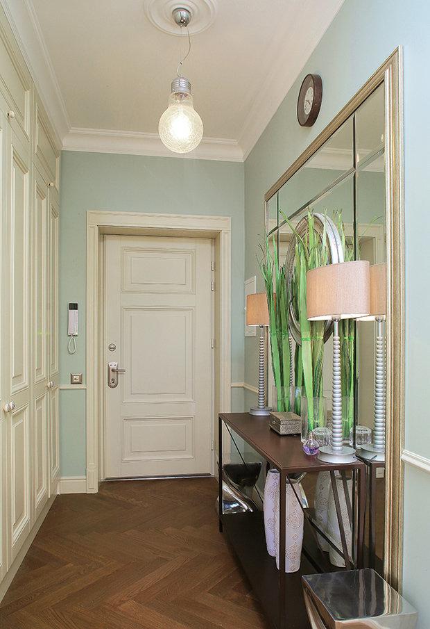 Фото из портфолио Квартира на Дорогомиловской – фотографии дизайна интерьеров на INMYROOM