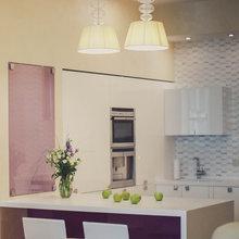 Фото из портфолио Квартира Лефортово – фотографии дизайна интерьеров на INMYROOM