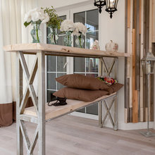 Фотография: Декор в стиле Кантри, Дом, Интерьер комнат, Прованс, Дача, Камин – фото на InMyRoom.ru
