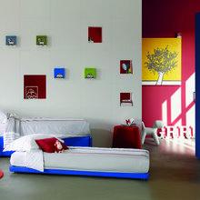 Фото из портфолио Спальни Flou – фотографии дизайна интерьеров на INMYROOM
