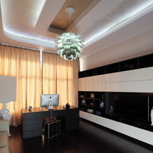 Фото из портфолио Интерьер дома в к/п Антоновка – фотографии дизайна интерьеров на INMYROOM