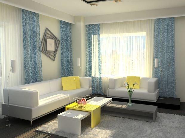 Фотография: Спальня в стиле Современный, Гостиная, Декор интерьера, Квартира, Дом, Мебель и свет – фото на InMyRoom.ru