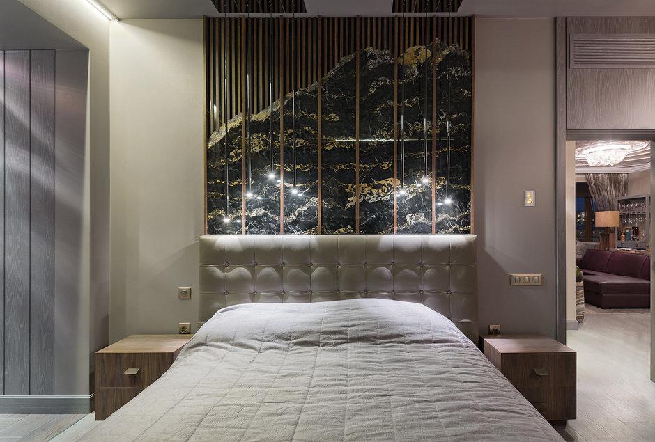 Фотография: Спальня в стиле Лофт, Квартира, Дома и квартиры, Проект недели, Москва – фото на InMyRoom.ru