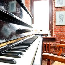 Фотография:  в стиле Современный, Квартира, Дома и квартиры, Перепланировка, Ремонт, Стена – фото на InMyRoom.ru
