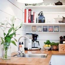 Фотография: Кухня и столовая в стиле Скандинавский, Декор интерьера – фото на InMyRoom.ru