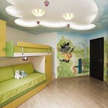 Фото из портфолио Дизайн-проект квартиры с элементами Ар-деко. – фотографии дизайна интерьеров на INMYROOM