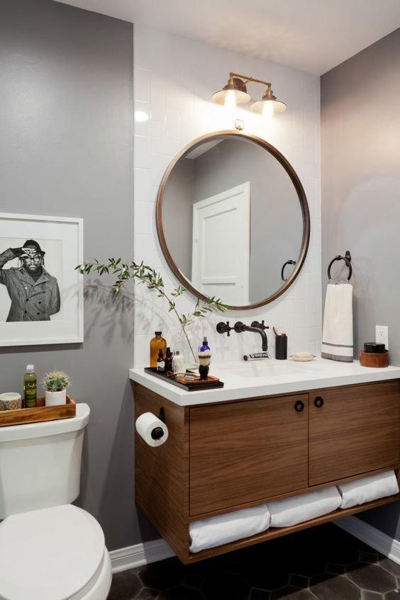 Фотография: Кухня и столовая в стиле Современный, Ванная, Декор интерьера – фото на INMYROOM
