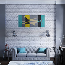 Фото из портфолио Однокомнатный модуль в стиле Лофт – фотографии дизайна интерьеров на INMYROOM