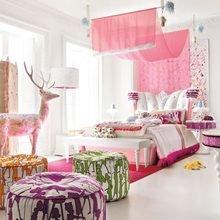 Фотография: Детская в стиле Современный, Эклектика, Спальня, Декор интерьера, Интерьер комнат – фото на InMyRoom.ru