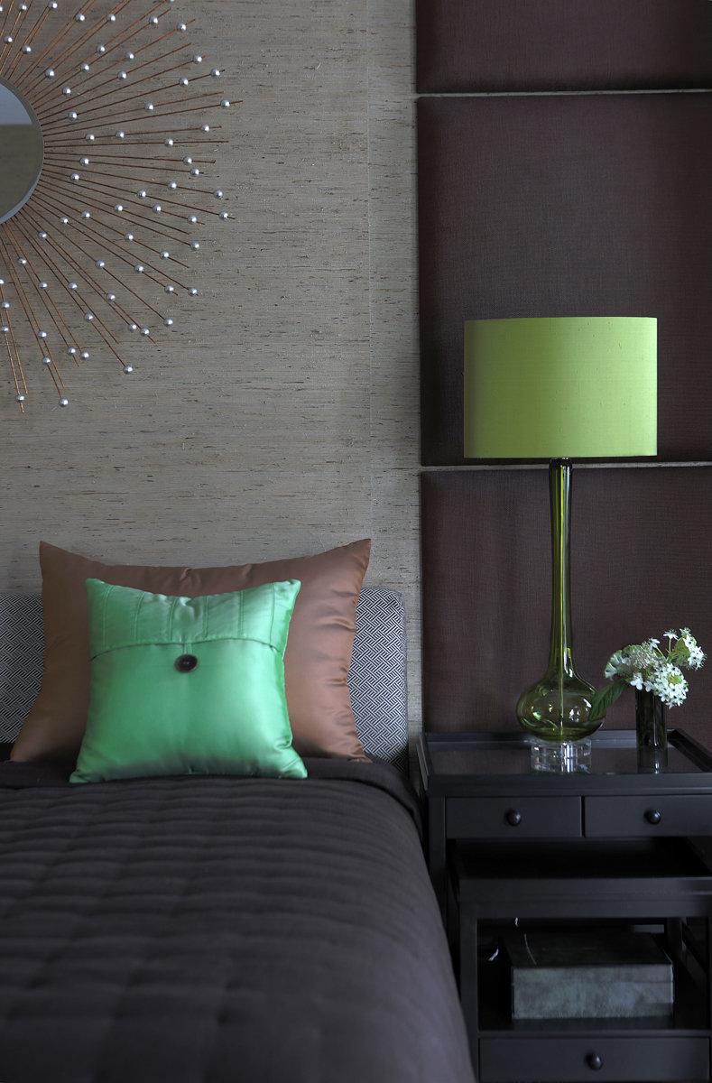 Фотография: Спальня в стиле Эклектика, Дом, Проект недели, Подмосковье – фото на InMyRoom.ru