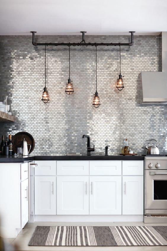 Фотография: Кухня и столовая в стиле Лофт, Советы, Мила Колпакова – фото на InMyRoom.ru