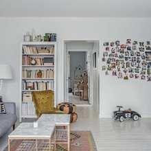 Фото из портфолио Styrestagatan 6, Öster – фотографии дизайна интерьеров на INMYROOM