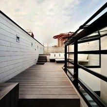 Фотография: Балкон, Терраса в стиле Современный – фото на InMyRoom.ru