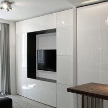 Фото из портфолио Квартира К2 – фотографии дизайна интерьеров на INMYROOM