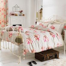 Фотография: Спальня в стиле Кантри, Декор интерьера, Малогабаритная квартира, Квартира, Советы – фото на InMyRoom.ru