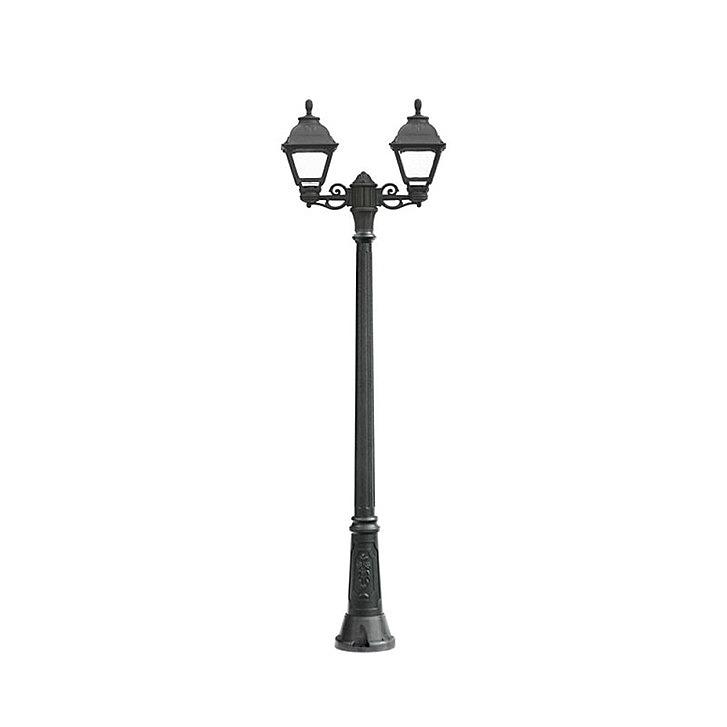 Уличный фонарь Fumagalli Ricu Bisso/Cefa из современного композитного полимера