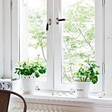 Фотография: Декор в стиле Скандинавский, Квартира, Швеция, Цвет в интерьере, Дома и квартиры, Белый – фото на InMyRoom.ru