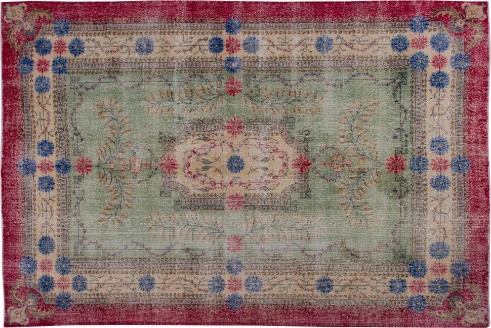 Купить Винтажный ковер 320x220, inmyroom, Иран