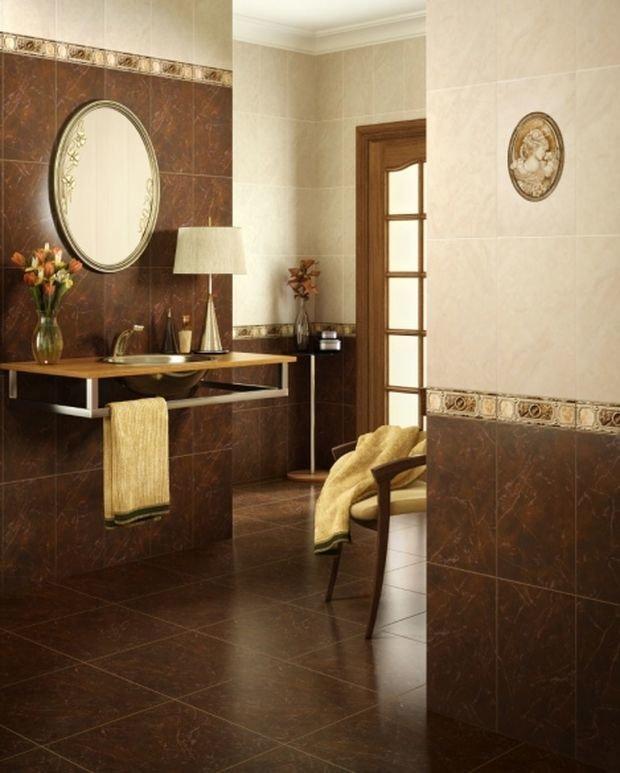 Фотография: Ванная в стиле Классический, Декор интерьера, Квартира, Дом, Декор, Советы – фото на InMyRoom.ru