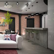 Фото из портфолио Процес – фотографии дизайна интерьеров на InMyRoom.ru