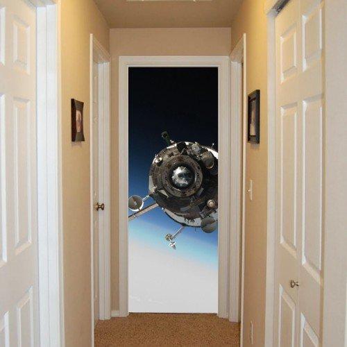 Космос у Вас дома! с нашими чехлами на дверь