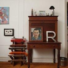 Фотография: Кабинет в стиле Скандинавский, Советы – фото на InMyRoom.ru