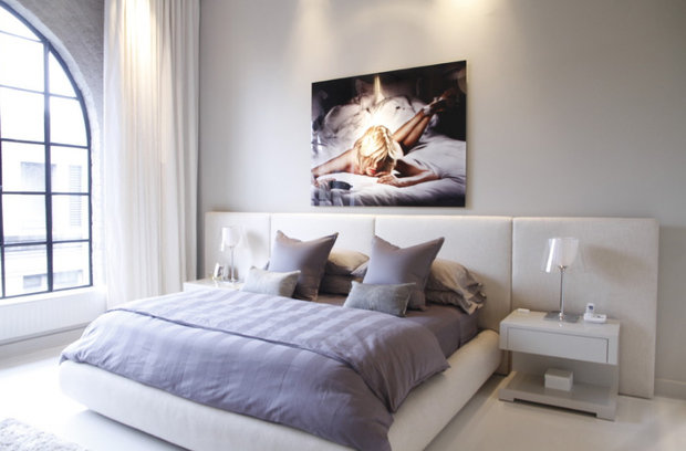 Фотография: Спальня в стиле Современный, Интерьер комнат – фото на InMyRoom.ru