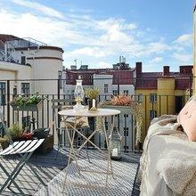 Фото из портфолио Залитое светом очарование : Интерьер старого чердака в Лоренсберге – фотографии дизайна интерьеров на INMYROOM