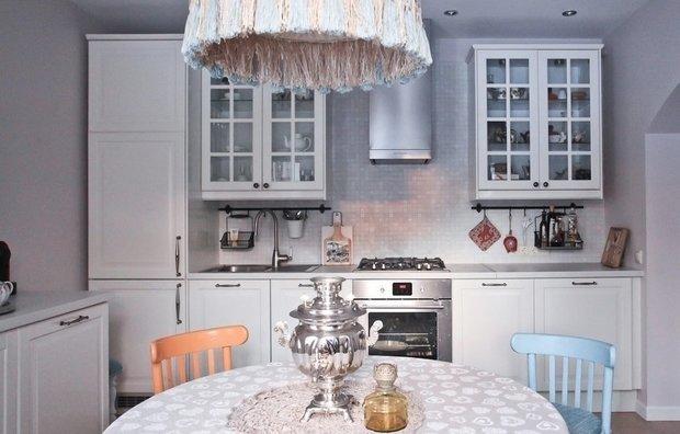 Фотография: Кухня и столовая в стиле Прованс и Кантри, DIY, идеи переделки старой мебели – фото на INMYROOM