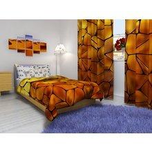 Комплект для спальной комнаты: Золотой мир